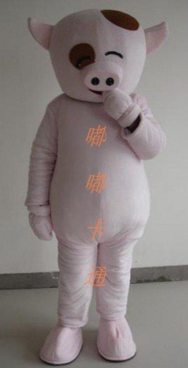 Walking Cartoon Doll Clothing Cartoon Show Clothing Children Cartoon Clothing Cartoon Pig Mcdull Mascot Costume