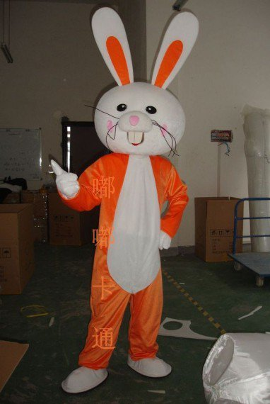 Walking Cartoon Doll Clothing Cartoon Show Clothing Children Cartoon Clothing Cartoon Rabbit Mascot Costume