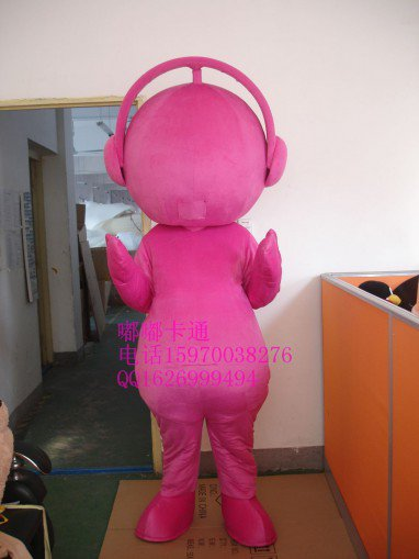 Cartoon Costumes Walking Cartoon Doll Clothing Cartoon Clothing Migu Mascot Costume
