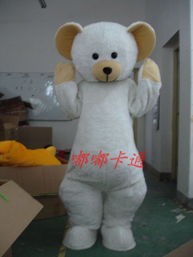 Cartoon Doll Clothing Stage Performance Clothing Cartoon Bear Plush Toys Cartoon Costumes Mascot Costume