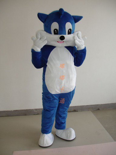 Cartoon Doll Clothing Cartoon Costumes Cartoon Clothing Children Clothing Cartoon Blue Cat Mascot Costume