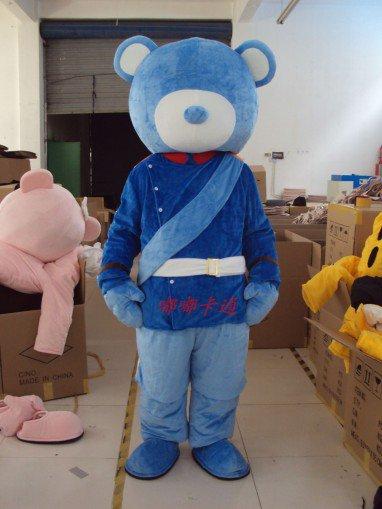 Cartoon Doll Clothing Stage Performance Clothing Cartoon Bear Plush Toys Cartoon Costumes Mascot Costume