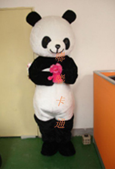 Manufacturers Sold Clothing Walking Cartoon Cartoon Doll Clothing Cartoon Costumes Cartoon Panda Dolls Mascot Costume