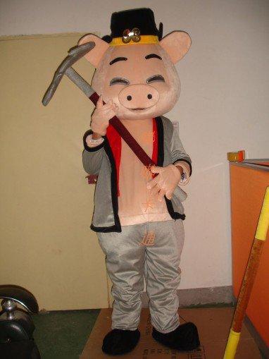 Walking Cartoon Doll Clothing Cartoon Show Clothing Cartoon Children Cartoon Clothing Pig Mascot Costume