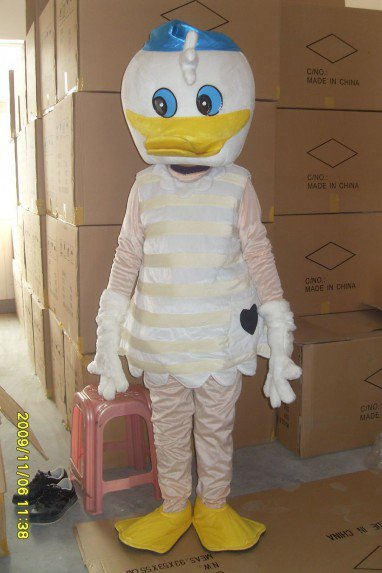 Walking Cartoon Doll Clothing Cartoon Show Clothing Cartoon Baby Duck Cartoon Costumes Mascot Costume