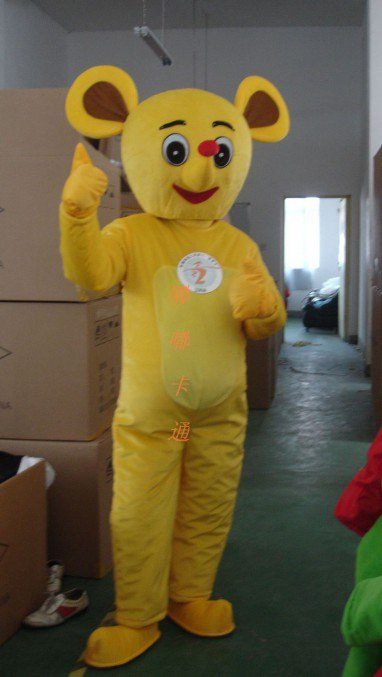 Walking Cartoon Doll Clothing Cartoon Show Clothing Cartoon Cartoon Costumes Dauricus Mascot Costume
