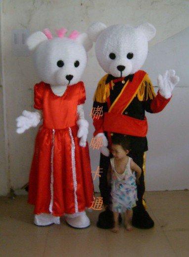 Cartoon Costumes Walking Cartoon Doll Doll Clothing Cartoon Costumes Cartoon Bear Mascot Costume