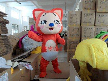 Walking Cartoon Doll Clothing Cartoon Show Clothing Tanuki Mascot Costume