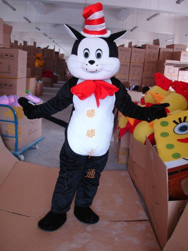 Cartoon Costumes Walking Cartoon Doll Clothing Doll Clothing Cartoon Cat Cartoon Magic Mascot Costume