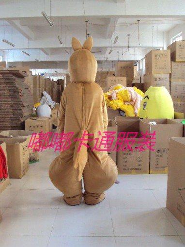 Manufacturers Sold Clothing Walking Cartoon Cartoon Doll Clothing Cartoon Doll Doll Cartoon Costumes Kangaroo Mascot Costume