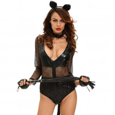 The Midnight Catwoman #39 S Clothing Halloween Costume