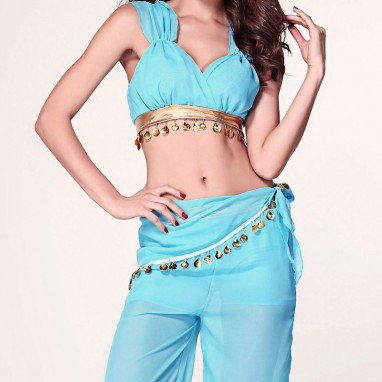 European Stage Installed Aladdin Stage Role - Playing Uniforms Temptation Halloween Costume