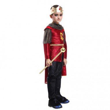 Halloween Costume Children Costume King Costume Dress Flower Girl Dress