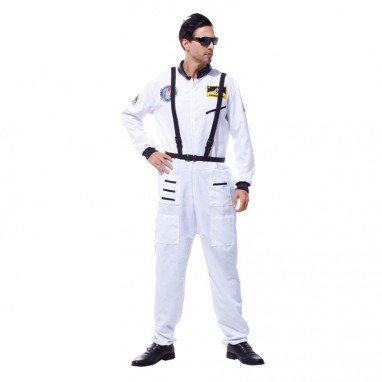 Halloween Costume Adult Stage Astronaut Clothing Astronaut Clothing