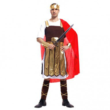 Halloween Costume Adult Make-up Egypt Pharaoh Prince Clothes