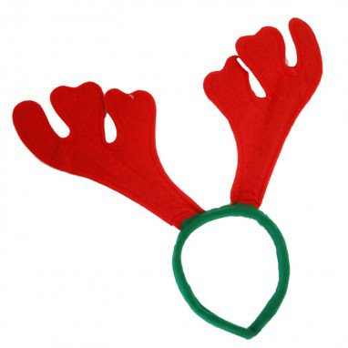 Christmas Supplies Antlers Headband Headband Ktv Concert Ordinary Antlers Head Hoop
