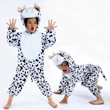 Performance Clothing Suit Suit Animal Clothes Big Cow Clothing