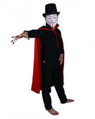 Halloween Costume Costume Death Cloak M Two-color Collar Collar Cloak