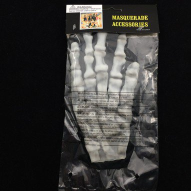 Halloween Latex Gloves Skull Bones Terror Ghost Claw Gloves Death Gloves