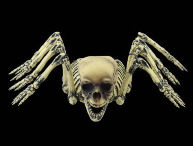 Halloween Items Haunted House Bar Decorative Props Skull Skeleton Hanger Skull Ghost
