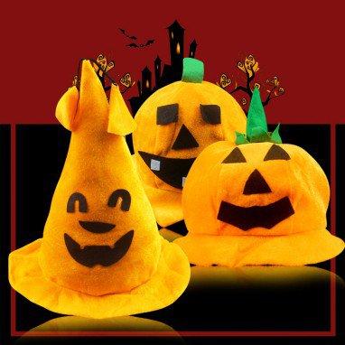 Pumpkin Hat Halloween Halloween Hat Pumpkin Dress Up Pumpkin Barrel Pumpkin Cap Octagonal Pumpkin Hat
