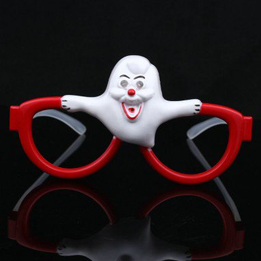 Halloween Make-up Characters Dress Up Glowing Intrigue Fantasy Glasses Horror Modeling Toys