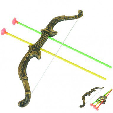 Children Toys Plastic Bow and Arrow Simulation Weapons Weapons Attractions Toys