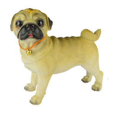 Dog Simulation Resin Animal Ornaments Boutique Special For The Chilean Toys Home Decoration Crafts