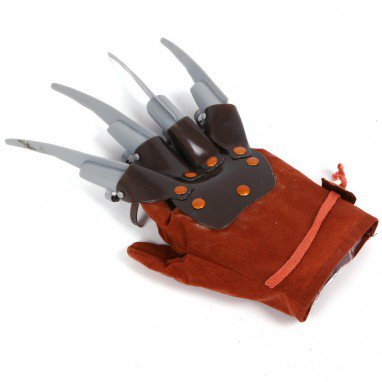 Halloween Ghost Festival Supplies Ktv Decoration Products Terrorist Gloves Jason Hand Gloves