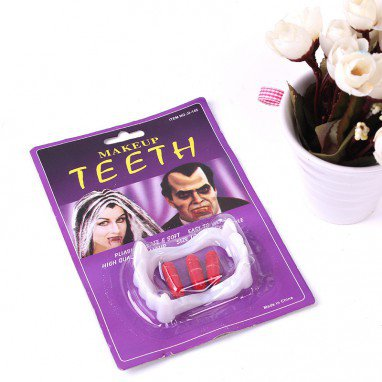 Vampire Dentures Vampire Dentures Dentures Dentures False Dentures Plastic Pseudo Dentures Dentures
