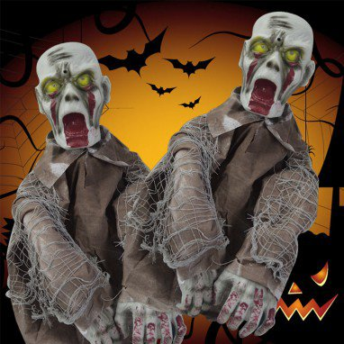 Halloween Haunted Dress Glowing Utterance Horror Bizarre Ghost Ghost Scene Decoration