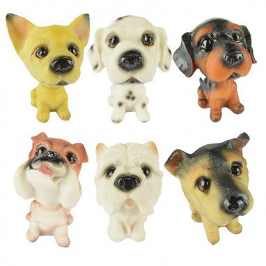 Puppy Ornaments Home Interior Decorations Animal Model Simulation Dog Resin Dog Children Toy Photography