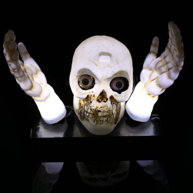 Halloween Soul Halloween Halloween Scene Dress Up Glowing Ghost Ghost Ghost Claw Set Wrong Funny Funny