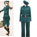 Axis Powers Hetalia Hungary Halloween Cosplay Costume
