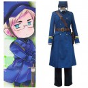 Supply Hetalia  Axis Powers Sweden Berwald Oxenstierna Halloween Cosplay Costume