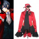 Supply Black Butler Ciel Halloween Cosplay Costume