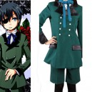 Supply Black Butler Cool Halloween Cosplay Costume