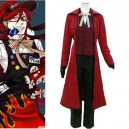 Supply Black Butler Gureru Sutcliffe Halloween Cosplay Costume