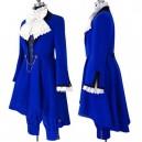 Black Butler Halloween Cosplay - Kuroshitsuji Ciel Phantomhive Blue Halloween Cosplay Costume