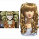 Supply Black butler Elizabeth Halloween Cosplay Wig