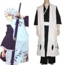 Supply Bleach 10th Division Captain Toushiro Hitsugaya Halloween Cosplay Costume