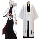 Bleach 13th Division Captain Ukitake Juushiro Men's cosplay
