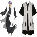 Supply Bleach 3rd Division Captain Ichimaru Gin Halloween Cosplay Costume