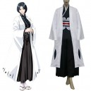 Supply Bleach 4th Division Captain Unohana Retsu Halloween Cosplay Costume