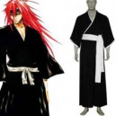 Supply Bleach 6th Division Lieutenant Abarai Renji Halloween Cosplay Costume