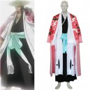 Supply Bleach 8th Division Captain Kyouraku Shunsui Halloween Cosplay Costume