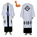 Bleach 9th Division Captain Tousen Kanamei Men's cosplay costume