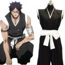 Bleach Hisagi Shuuhei Men's Halloween Cosplay Costume