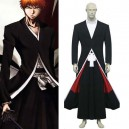 Supply Bleach Ichigo Kurosaki Bankai Form Halloween Cosplay Costume