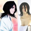 Supply Bleach Kuchiki Rukia Halloween Cosplay Wig